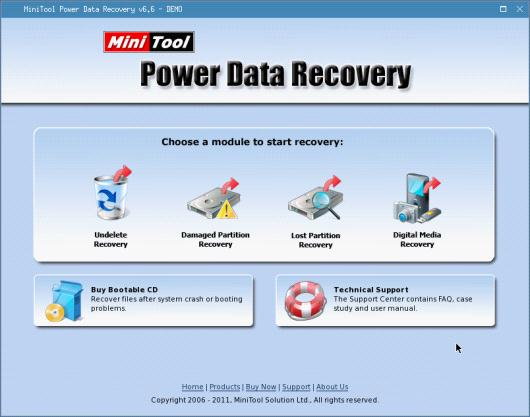 The best hard disk recovery software that can boot computer